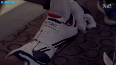 Shimano Race TV - Simon Gerrans Custom Fit