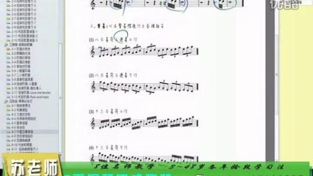 陈俊宇-钢琴乐理的秘密(43)(New1)儿童初学学钢琴