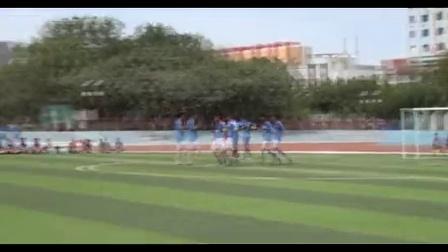 2014年巴州和静县青少年七人制足球比赛