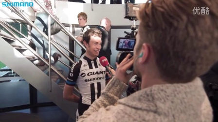 SRTV - Team Giant-Shimano presentation