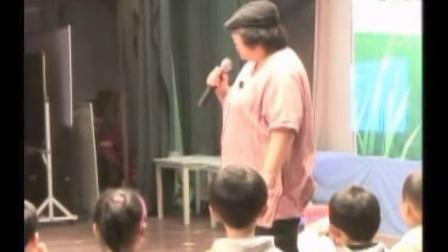 好老师幼儿园優質課大班戏剧活动《怪兽实验室》