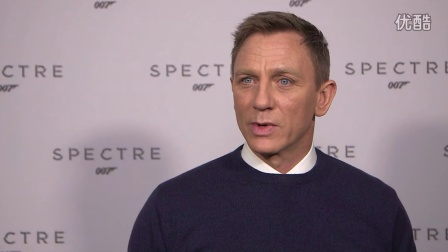 Daniel Craig Interview - James Bond 24 Spectre Launch Event
