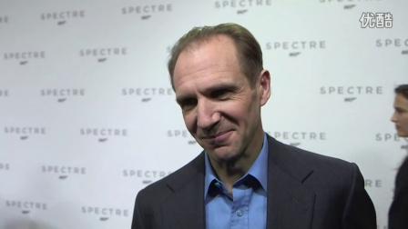 Ralph Fiennes Interview - Spectre Annoucement Day