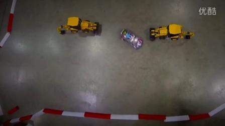 福特嘉年华玩具车Micro RS4玩转漂移