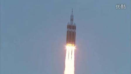 美国NASA猎户座飞船升空  将承担人类登陆火星任务