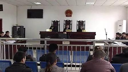 安居区法院民事庭审