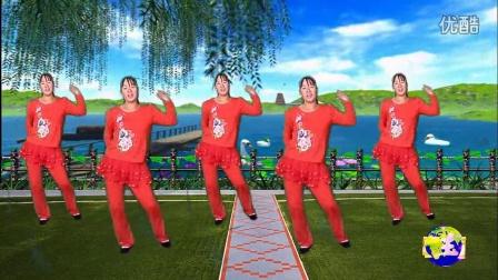 代玉广场舞《小可乐》编舞:青儿