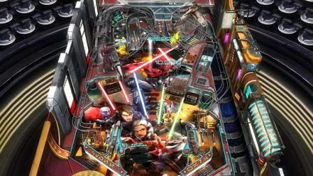【三维弹球】Pinball FX2-地图9(星球大战)(2亿840W)