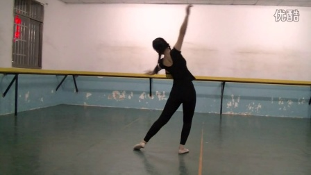 长沙市点金艺术学校舞蹈生视频(huangjie)