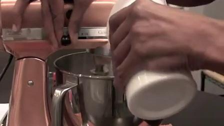 Royal Icing蛋白糖霜的制作方法
