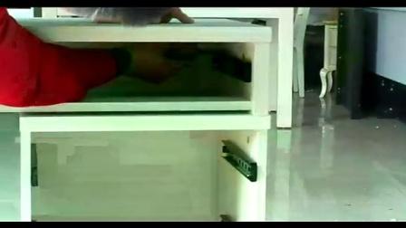 城市之窗家具 001妆台+妆凳安装视频