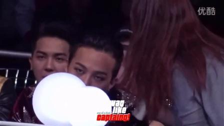 【VC搬运】 GD,Taeyang,WINNER,iKON reaction