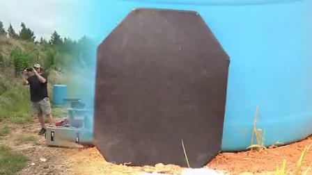 浙江立泰6-sootch00_Midwest Armor Guardian IV 陶瓷防弹插板测试