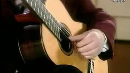 天鹅湖场景古典吉他独奏