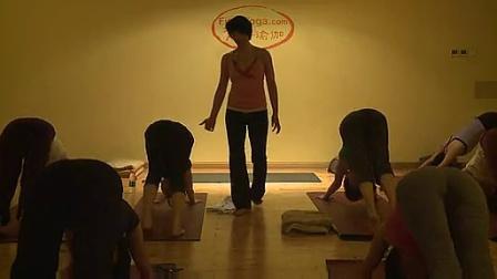 刘娅丽流瑜伽