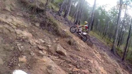 KTM越野摩托车试用的某品牌省利离合器试车报告