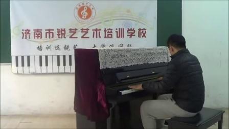 济南锐艺2015音乐第五次模拟考试(钢琴)