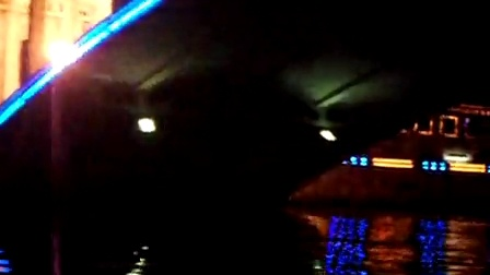 扬州京杭大运河夜景