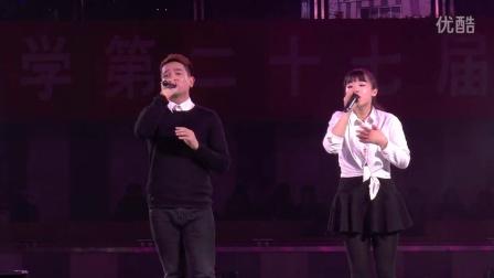 【青春之歌】江苏师范大学第27届校园十佳歌手大赛----中场嘉宾表演