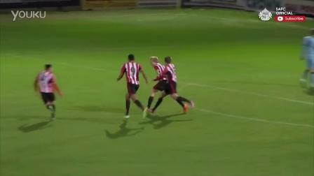 AMAZING GOAL- Watmore v Man City U21s
