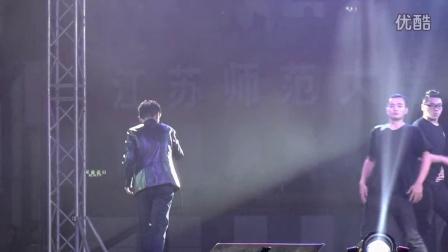 【青春之歌】江苏师范大学27届校园十佳歌手大赛 梦想之战第一轮-01-钱忠文《Apologize》