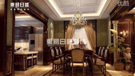 装修视频: 南宁枫林蓝岸别墅装修欧式古典风格装修案例
