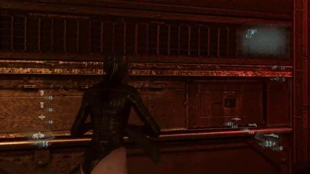 生化危机启示录 刷鬼船幽灵船 6把武器入手