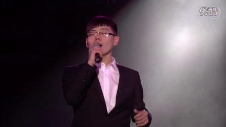 【青春之歌】江苏师范大学27届校园十佳歌手大赛 梦想之战第一轮-16-李超杰《爱的箴言》