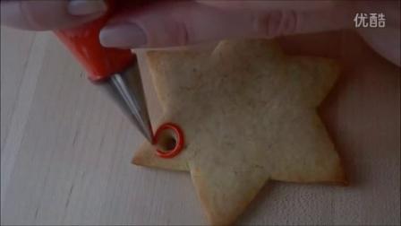 【糖霜饼干|视频】圣诞套装饼干1
