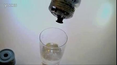 OKO滤水杯反流阀-水流方向测试