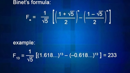 08. Linear Recurrences and Fibonacci Numbers