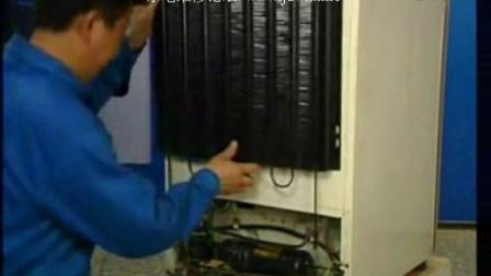 职业技能培训 冰箱维修集锦5 电冰箱制冷系统内漏维修