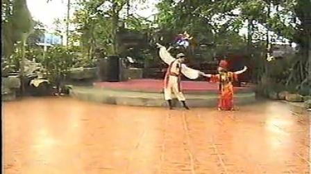新疆舞(双人舞)
