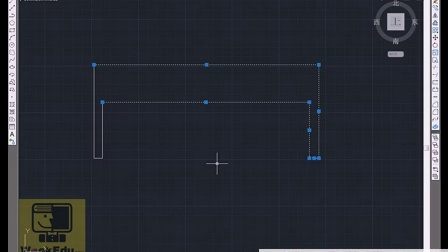 cad2008基础视频教程 autocad 教程CAD制图