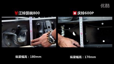 庆铃600P VS 凯锐800 - 第三集
