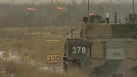 俄军BMD-4M测试片段