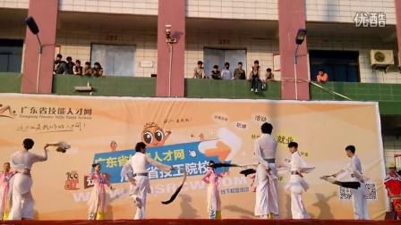 广东省人才网线下活动第六站:湛江市技师学院舞蹈《桃李芬芳》