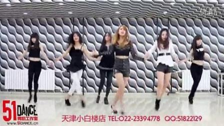 天津简单易学的现代舞 舞蹈教学视频 公司年会