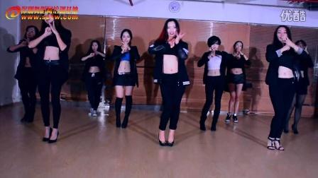 深圳舞蹈网南山区爵士舞培训班课间舞蹈教学《一分一秒》