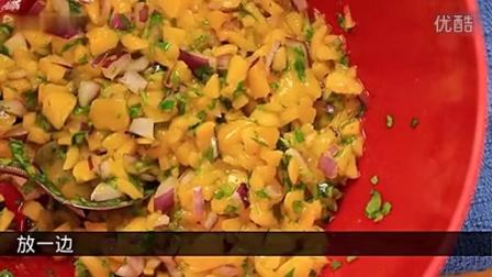 美味西餐正宗墨西哥鱼夹馍卷饼的做法lin