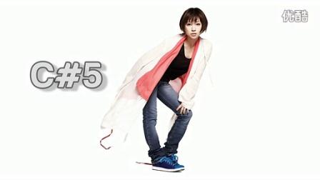 宇多田光音域分析 Hikaru Utada Vocal Range - Studio- Eb3-Bb5 (1998-2010)