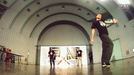TOTAL COAST(HOZIN+HAN+RIKU) - GUEST SHOWCASE -史上初!第1回ストリートダンス早