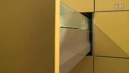 HÄCKER(海格橱柜)德国原装进口高端橱柜-抽屉拉篮增加储物