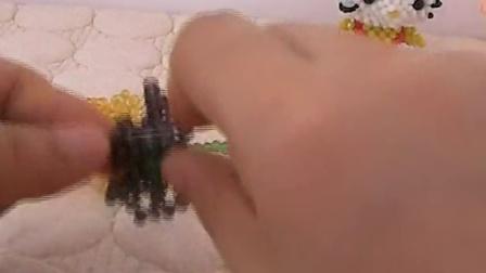 小颜串珠——康乃馨