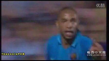 亨利在巴塞罗那时期的所有进球集锦----HD