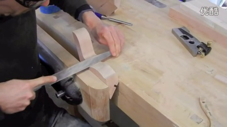 Secretary Desk Building Process by Doucette and Wolfe Furniture Makers (720p)