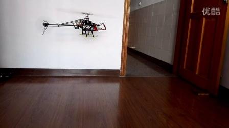 CC3D试飞直升机