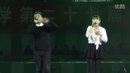 【青春之歌】江苏师范大学第27届校园十佳歌手大赛-----中场嘉宾演唱