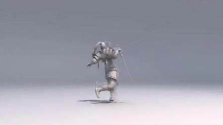 哈尔滨玛雅电脑动画学校学员作品展示——岳阳动画作品