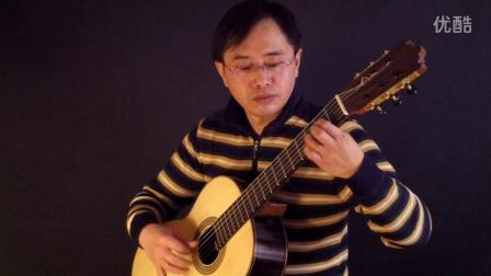 盐城吉他-李江吉他培训工作室  夜的钢琴曲五